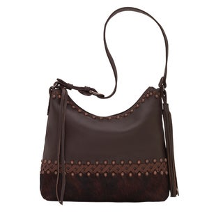 American West WildHorses Shoulder Bag
