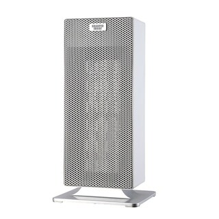 Sharper Image 15 Inch White Tower Heater