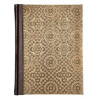 Handcrafted Golden Legacy Journal (India)
