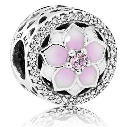 0be3f3b231d6a Pandora Magnolia Bloom Openwork Charm - 792085PCZ