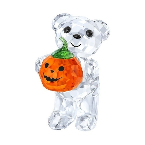 7ddbceac44 Shop Swarovski Kris Bear - A Pumpkin for You - 5223252 - Free Shipping  Today - Overstock - 17140627