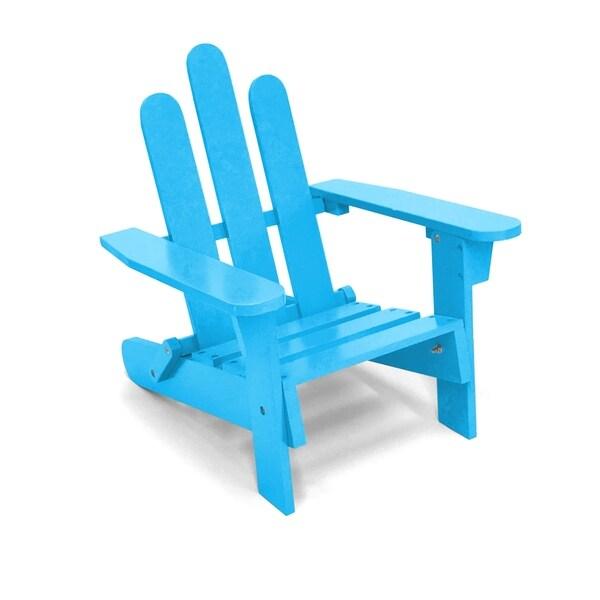 Kids Adirondack Outdoor Chair