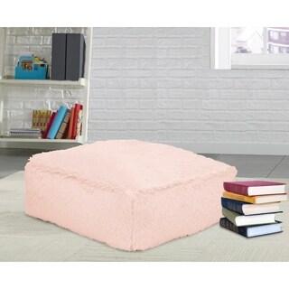 Faux Fur Floor Pillow