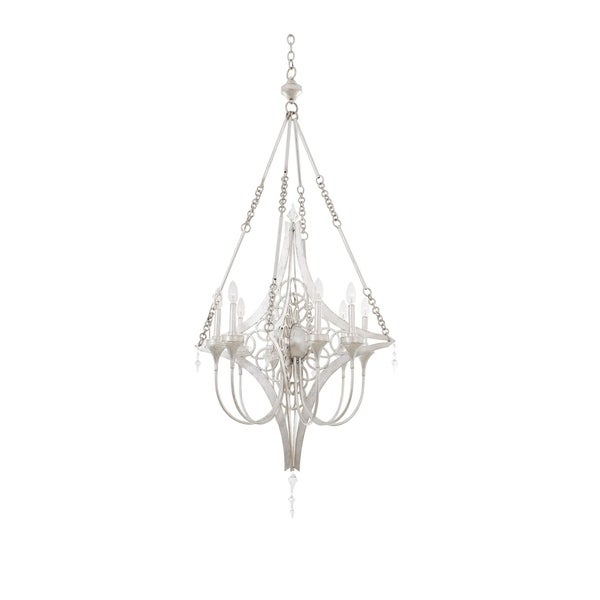 Kalco loveland 8 light chandelier