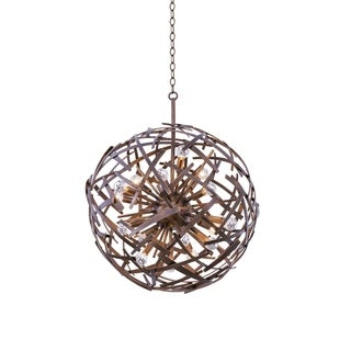 Kalco Ambassador 18-light Pendant