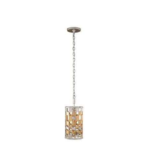 Kalco 503950JM One Light Mini Pendant Broadway Jewel Metallic - One Size