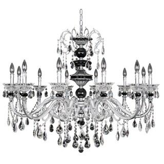 Allegri Faure 12 Light Chandelier W/Swarovski Elements Crystal