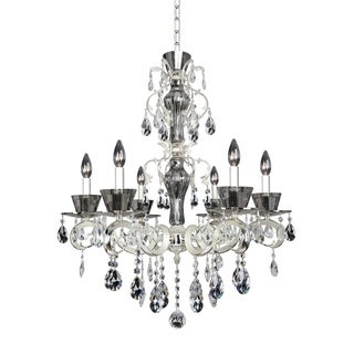 Allegri Locatelli 6 Light Chandelier W/Swarovski Elements Crystal