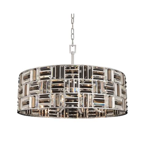 Allegri 031753010FR000 Eight Light Pendant Modello Chrome - One Size
