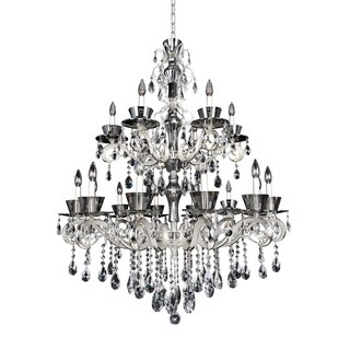 Allegri Locatelli 18 Light Chandelier W/Swarovski Elements Crystal