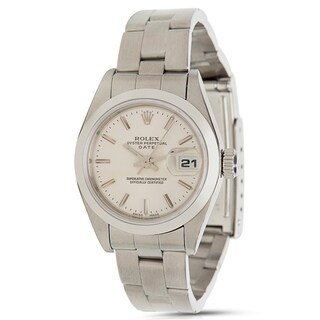 Rolex Date Oyster Perpetual 69160 Ladies Watch in Stainless Steel