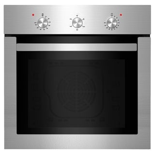 """Empava 24"""" Stainless Steel Electric Single Wall Ovens"""