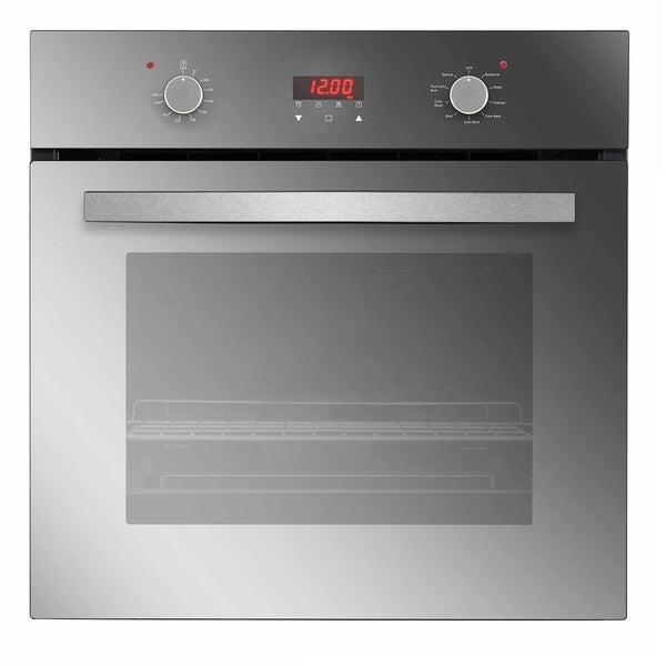 "Empava 24"" Tempered Glass Built-in Single Wall Oven KQB65C-17"