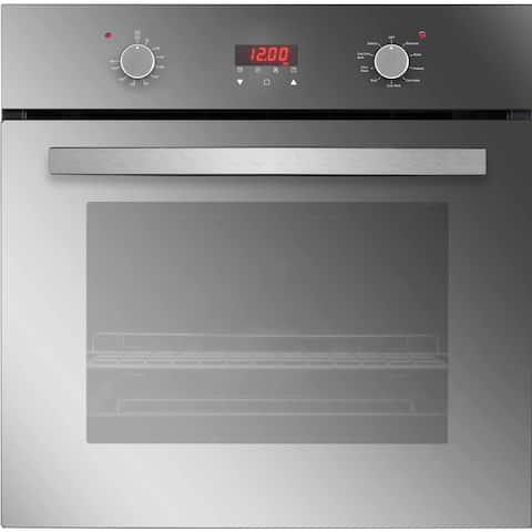 Empava 24 Tempered Gl Built In Single Wall Oven Kqb65c 17