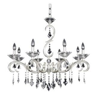 Allegri Scarlatti Crystal 8-light Chandelier