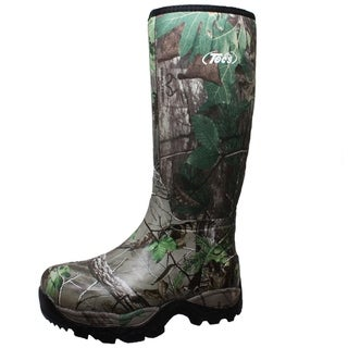 "Men's 16"" Rubber Boot Camo"
