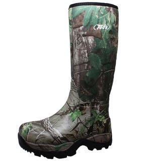"Men's 16"" Rubber Boot Camo