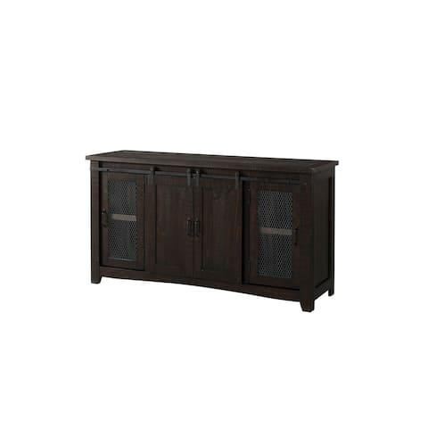 Durango Espresso TV Stand by Martin Svensson Home - 65 inches in width