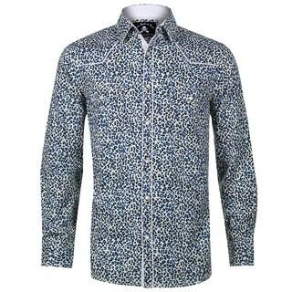 Rock Roll N Soul Men's Buzz the Fuzz Cotton Shirt