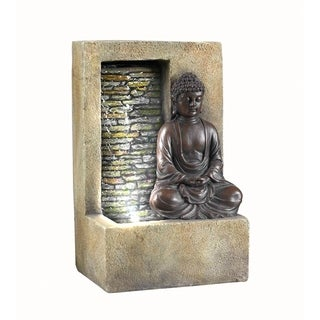SINTECHNO SFT1199 Buddha Tabletop Fountain