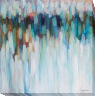 Karen Lorena Parker 'Aurora Lights' Gallery-Wrapped Canvas Giclee Wall Art