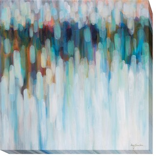 Karen Lorena Parker 'Aurora Lights' Gallery-Wrapped Canvas Giclee Wall Art