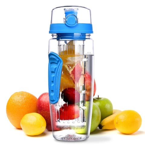 Sport Fruit 32-Ounce Infuser Water Bottle