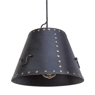 LNC Metal Pendant Lights, Black Industrial Lamp for Living Room, Dining Room, Kitchen