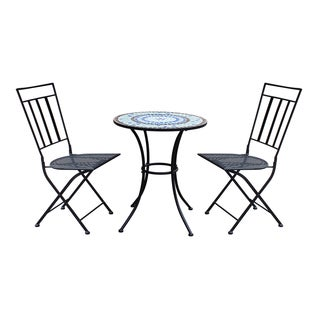 Tile Patio Furniture Outdoor Seating Dining For Less