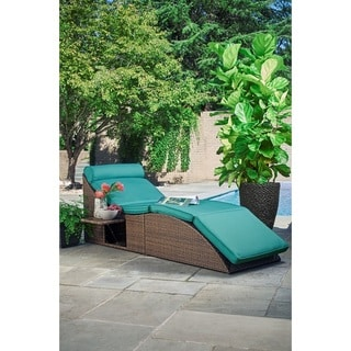 Baylands Pool and Deck Chair Lounger by Lifestyle Solutions