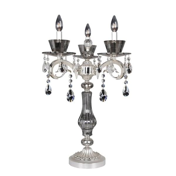 Allegri Locatelli 3-light Table Lamp