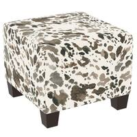 Skyline Furniture Custom Ottoman in Prints