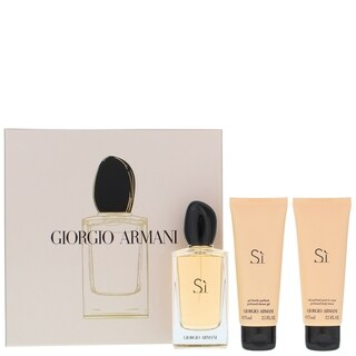 Giorgio Armani Si Women's 3-piece Set