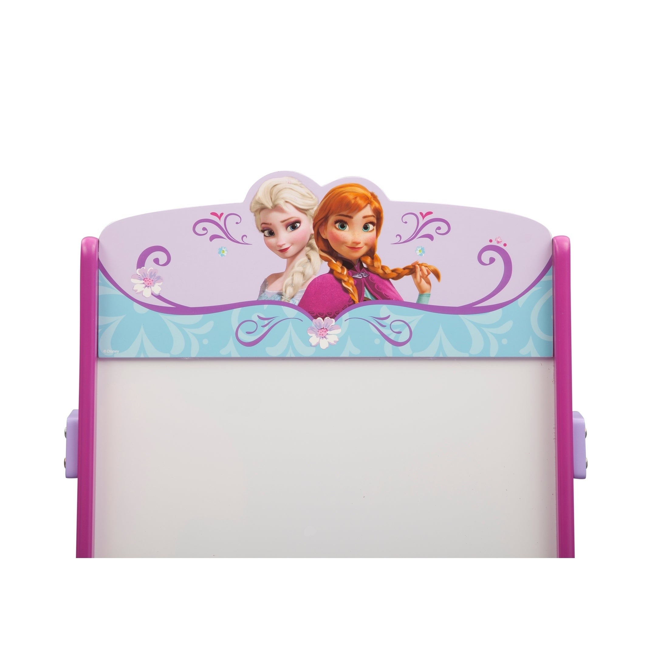 Disney Frozen Activity Easel with Dry Erase Board and Mag...