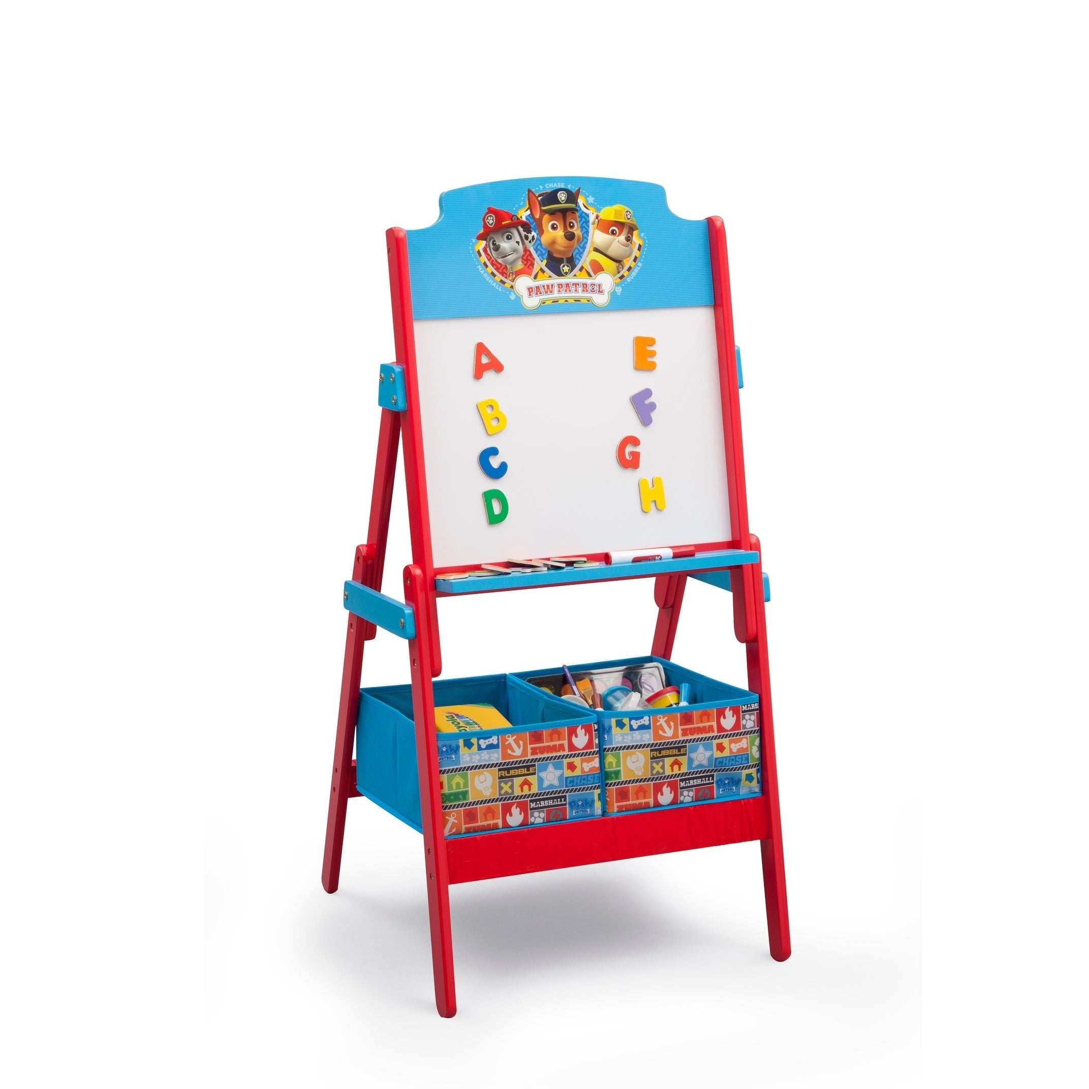 Delta Nick Jr. PAW Patrol Activity Easel with Dry Erase B...