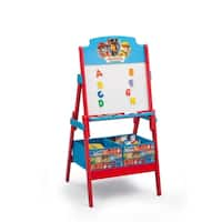 Nick Jr. PAW Patrol Activity Easel with Dry Erase Board and Magnetic Letters - Multi