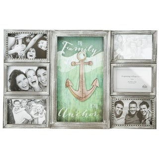 Family Anchor Collage Wall Frame