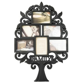 Family Tree Collage Wall Frame