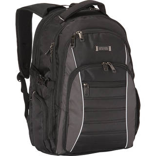 Kenneth Cole Reaction Triple Compartment Checkpoint Friendly 17.3-inch Laptop Backpack