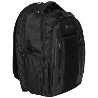 Kenneth Cole Reaction Keystone Dual Compartment Checkpoint Friendly 17-inch Laptop Backpack
