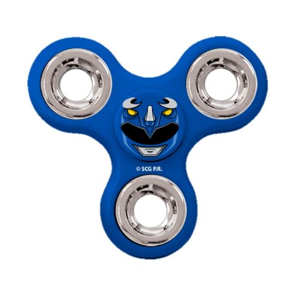 Power Rangers Blue Fidget Spinner
