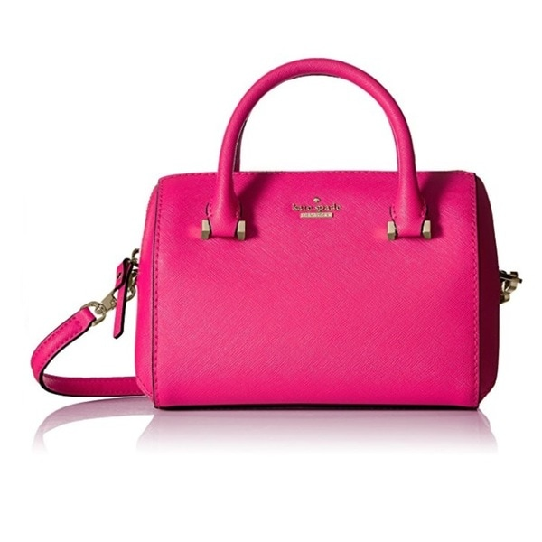 Shop Kate Spade New York Cameron Street Lane Pink Confetti Satchel ... 0dd82164ae74e