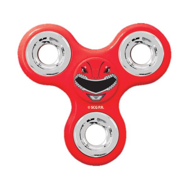 Power Rangers Red Fidget Spinner