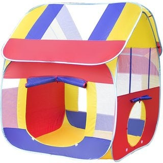 Matney Big Playhouse Tent with Portable Carry Bag
