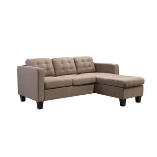 Kinnect Madison 2-seat Sofa with Chaise