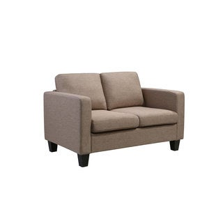 Kinnect Park Linen Love Seat