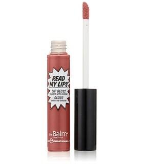 theBalm Read My Lips Lip Gloss Grrr