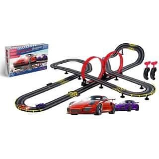 ARTIN SUPER LOOP SPEEDWAY Slot car Racing Set https://ak1.ostkcdn.com/images/products/17164681/P23427167.jpg?impolicy=medium