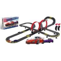 ARTIN SUPER LOOP SPEEDWAY Slot car Racing Set