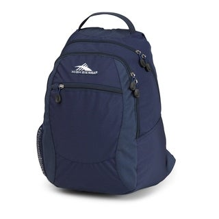 High Sierra Curve True Navy 18.5-inch Backpack